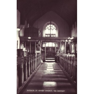 Incredible Hemsby Church Souvenirs