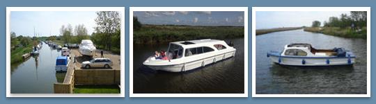 Martham Ferry Boatyard